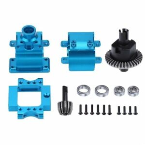Gearbox shell + Differential + Bearing Part For HSP 1/10 94122/94155/94166/94177