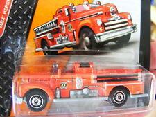 Matchbox US-Feuerwehr Oldtimer Seagrave