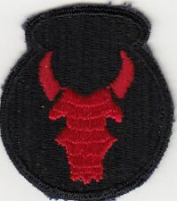 US ARMY PATCH - 34TH INFANTRY DIVISION