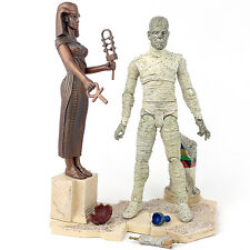 "Universal Studios Monsters THE MUMMY 8"" Action Figure Diamond Select 2015"