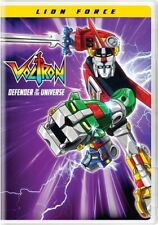 Voltron: Defender of the Universe - Lion Force (DVD,2019)