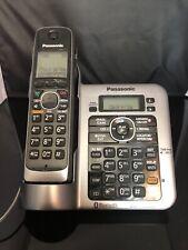 Panasonic Kx-Tg7641 Cordless Phone w/Answering System plus 2 Pnlc1017