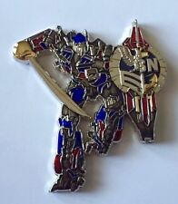 TRANSFORMERS LAST KNIGHT NAVY CPO CHIEF MESS ROBOT CHALLENGE COIN OPTIMUS PRIME