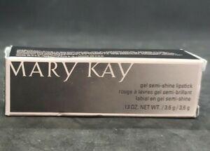 MARY KAY GEL SEMI SHINE LIPSTICK 💄 RED SMOLDER, New In Box 📦