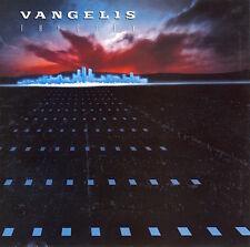 Vangelis - The City ( CD - Album - 1990 Edition )