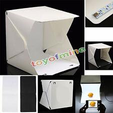 """9 """"fotografía Lighting Kit Tienda telón de fondo Cubo Mini Caja"""