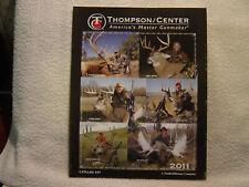 THOMPSON CENTER ARMS 2011 catalog 37