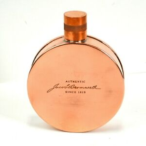 Jacob Bromwell Pure Copper Kentucky Round Flask - Brand New