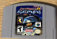 Jet Force Gemini (Nintendo 64, 1999) Tested Very Nice Labels & Shell!
