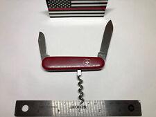1960's Victorinox / Elinox 83mm Gourmet Vintage Swiss Army Knife