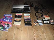 Ordinateur console Texas Instrument TI 99/4A vintage