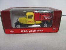 Coca Cola Delivery Truck Train Accessory K-94526
