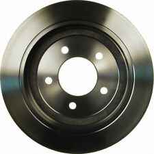 Wagner BD125752 Disc Brake Rotor Rear