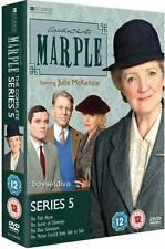AGATHA CHRISTIES MARPLE-COMPLETE SERIES 5 *NEW DVD*