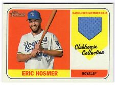 2018 Topps Heritage Clubhouse Collection Relic You Pick Complete Your Set