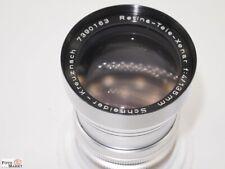 Kodak Retina Reflex Tele Xenar 1: 4/135mm Lente (como Nuevo)
