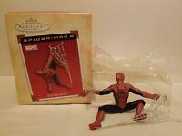 2004 Spider-Man 2, Hallmark Keepsake Ornament Marvel