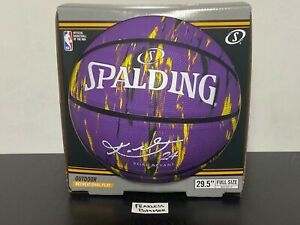 Spalding x Kobe Bryant Marble Series Limited Edition Basketball
