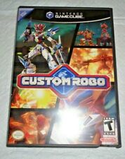 Custom Robo (Nintendo GameCube, 2004) Complete  with Manual or Insert VG Cond.