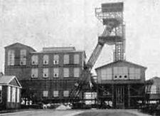 Mina de Bergbau AG Lorena Bochum participación 1934 Wallace carbón carbón de EBV