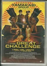 Dvd - The great challenge I figli del vento