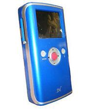 "SYLVANIA DV-2100 BLUE POCKET 2"" LCD DIGITAL VIDEO CAMERA / CAMCORDER 4X ZOOM"