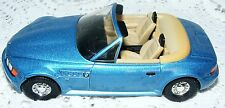 James   Bond   007   BMW  Z3   Metalic   Blue  Car  From  Golden Eye  By   Corgi