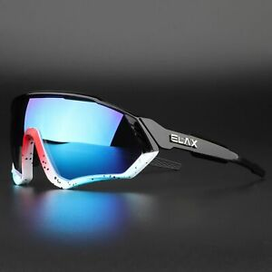 Bike Eyewear UV400 Fishing Sports Bicycle Sunglasses Men Women Outdoor Safety