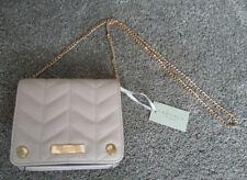 Carvela Kurt Geiger Cream Rhonda Mini Box Bag Crossbody Handbag