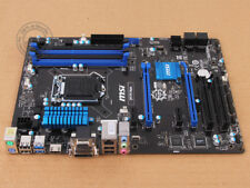Original MSI Z97 PC Mate LGA 1150/Socket H3 Motherboard Intel Z97 MS-7850