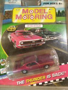 Model Motoring 1969 Gto Judge