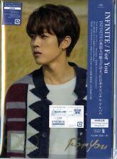 INFINITE-FOR YOU (SUNG YEOL VER.)-JAPAN CD Ltd/Ed H14