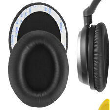 Geekria Replacement Ear Pads for Audio-Technica ATH-ANC7 Headphones (Black)