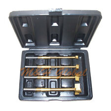 4 PC SAE Multi Angle Forstner Drill Bit Set with Case