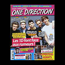 One Direction Magazine with Posters Liam Payne, Harry Styles, Zayn Malik