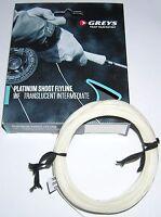 Greys of Alnwick Platinum Shoot WF-8-Intermediate translucent - Neu
