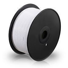 100 M Cavo altoparlante - 4 mm² Bianco | Cavo Casse |% 100 CCA rame 80 vene