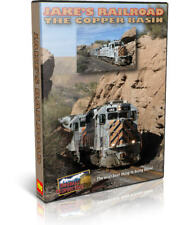 Jake's Railroad The Copper Basin - Highball Train DVD Video