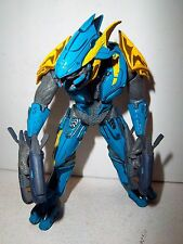 Halo 3 Series 3 **BLUE/YELLOW COMBAT ELITE** 100% Complete w/ Weapons!! RARE!!
