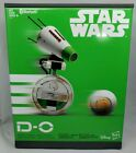 NEW STAR WARS EPISODE IX D-O INTERACTIVE DROID BLUETOOTH TARGET  EXCLUSIVE