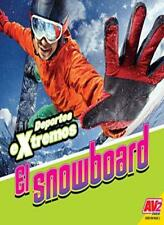 Snowboard (Snowboarding) (Deportes Extremos (Extreme Sports)).by Carr New<|