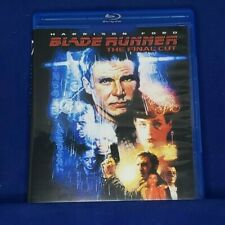 Blade Runner - The Final Cut (Blu-ray, 1982) Harrison Ford, Rutger Hauer