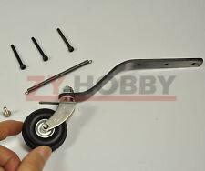 Carbon Fiber Tail Wheel Set For 60cc Gas RC Airplane