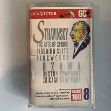 Stravinsky The Rite of Spring (Cassette)