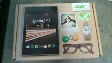 Acer Iconia A1-810 Tablet Computer - Boxed - VGC With all Paperwork