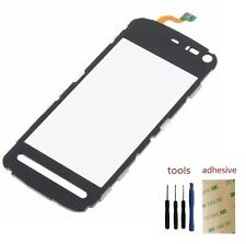 Front Touch Screen Digitizer Outer Glass Sensor For Nokia 5800