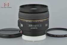 Excellent-!! Minolta AF 85mm f/1.4 G (D) Sony / Minolta A Mount Lens