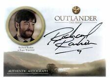 RICHARD RANKIN as Roger Wakefield / Outlander Season 3 (2019) Autograph Card RR