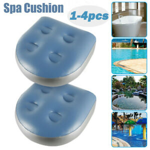 2x Home Spa Booster Seat Inflatable Spa Cushion Hot Tub Accessories Adult Kids