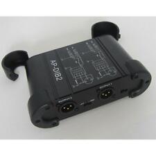 KLANG SDI-ST DI-Box Passiv stereo B-WARE